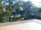 Our Deck, overlooking Merriwa Park